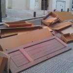 Bermeo multará con 500 euros a quienes abandonen residuos en la vía pública