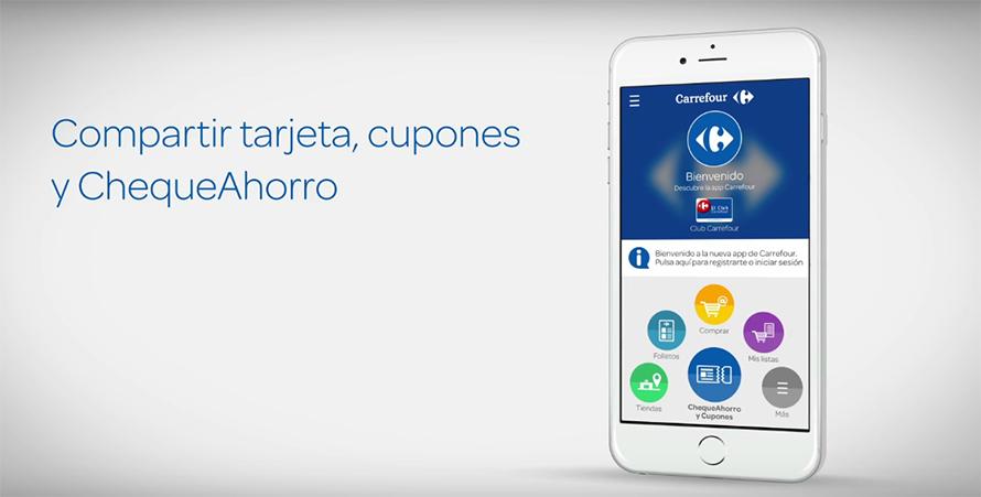 App Mi Carrefour