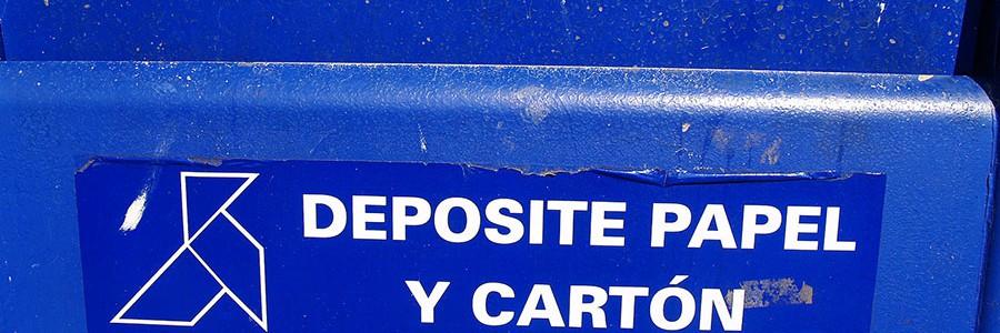 29 ayuntamientos galardonados por su excelencia en la recogida de papel para su reciclaje