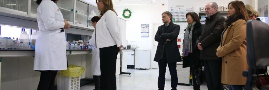 Inaugurado en el Aljarafe el centro más moderno de Sevilla para tratamiento de aguas residuales