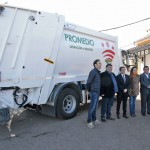 Diputación de Badajoz invierte 400.000 euros en camiones y contenedores para mejorar la recogida de residuos urbanos