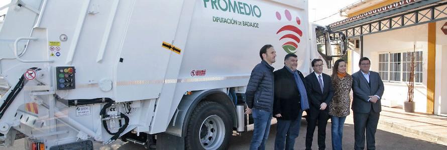 La recogida de residuos de Badajoz sale a licitación por 19 millones de euros con mejoras en las condiciones laborales y medioambientales