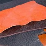 Aislantes sonoros y térmicos con residuos de cuero