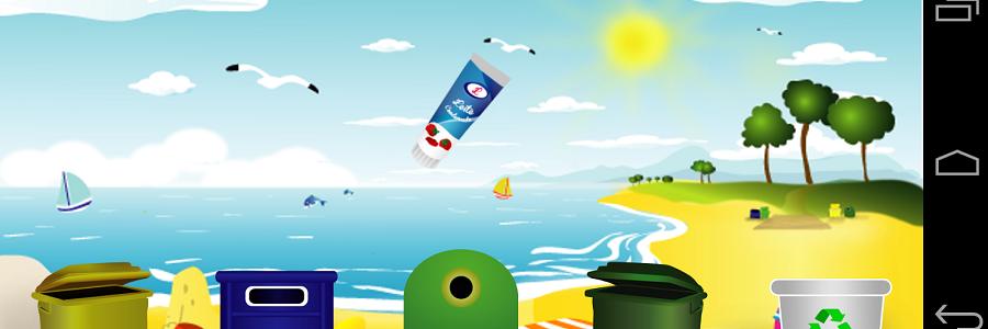 Una App para resolver dudas sobre reciclaje