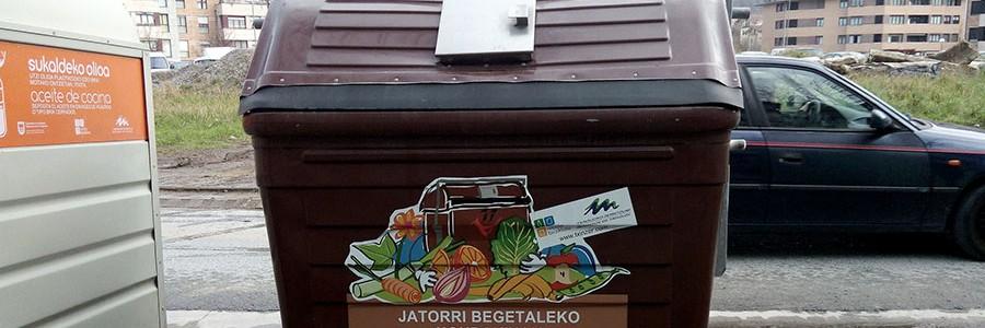 Amigos de la Tierra analiza los modelos de recogida selectiva de residuos orgánicos en España