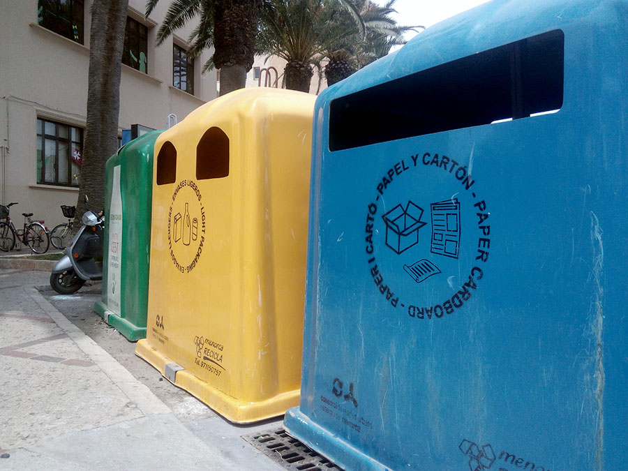 Un estudio analiza las tasas de residuos en los municipios españoles
