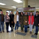 Directivos de comunicación visitan las instalaciones de Sogama