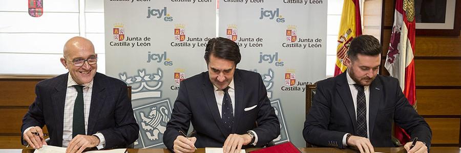 Acuerdo para sellar y restaurar 133 escombreras en la provincia de Valladolid