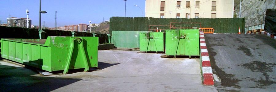 Bizkaia habilita sus puntos limpios para la recogida de envases fitosanitarios