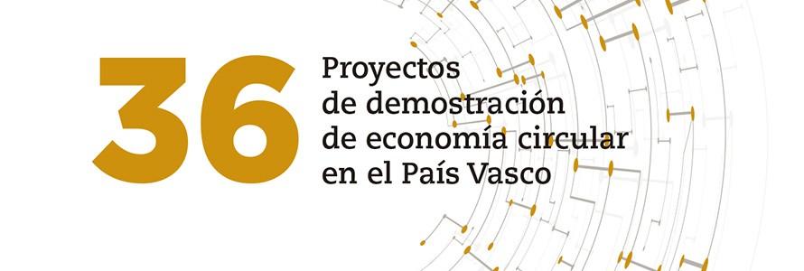 Ihobe convoca nuevas ayudas para proyectos de demostración de economía circular