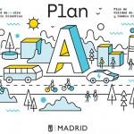 Plan A del Ayuntamiento de Madrid para reducir la contaminación y los gases de efecto invernadero
