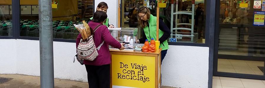 Utebo (Zaragoza), único ayuntamiento español finalista de los premios europeos de prevención de residuos