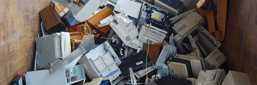 Recyclia, líder en reciclaje electrónico con más de 64.000 toneladas gestionadas