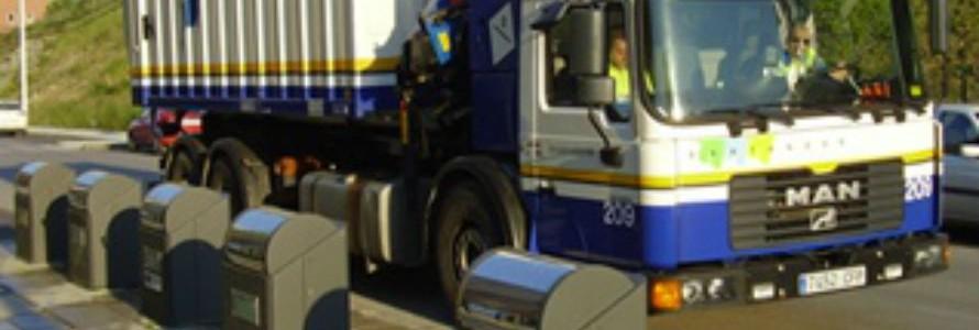 Cuatro empresas optan al contrato de renovación de contenedores subterráneos de Santander