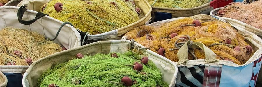 Redcycle, reciclado de redes de pesca para confeccionar prendas técnicas