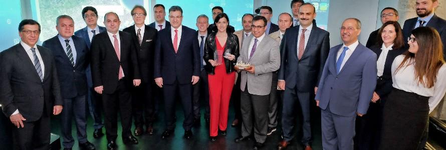 Santander muestra su modelo de smart city y gestión de residuos a Turquía