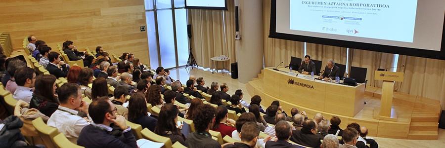 El Gobierno Vasco anima a las empresas a implantar la 'Huella Ambiental Corporativa'