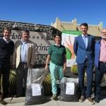 Un hotel de La Palma separa sus residuos orgánicos para hacer compost