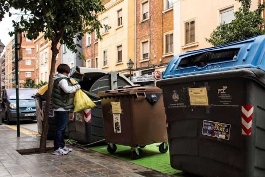 Recogida residuos en País Valenciano