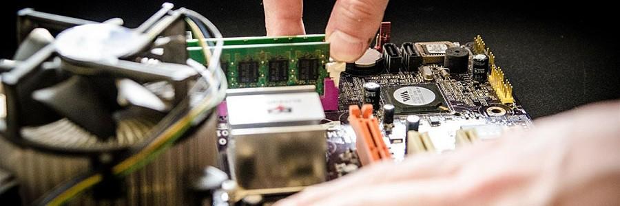 Hasta el 90% de los residuos electrónicos podrían reutilizarse con un tratamiento adecuado