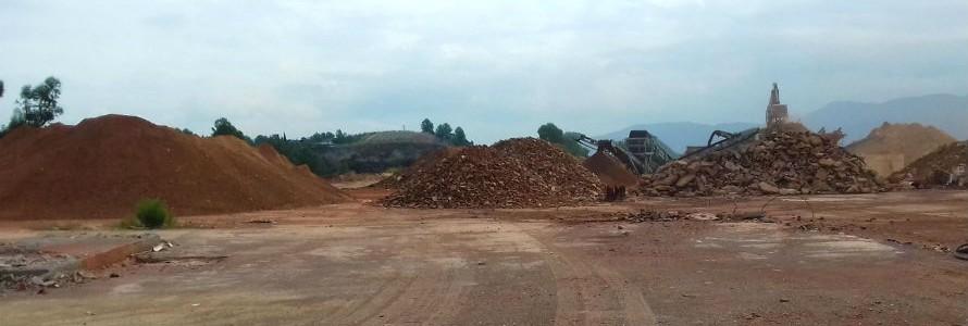 Cataluña, referente en la gestión de los suelos contaminados