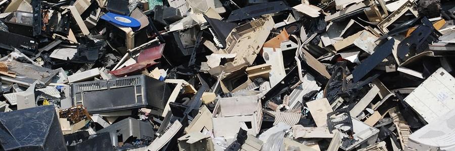 Últimas tecnologías en separación y clasificación de plásticos procedentes de residuos electrónicos