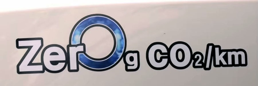 """Los vehículos de hidrógeno circularán sin restricciones gracias al distintivo """"cero emisiones"""""""