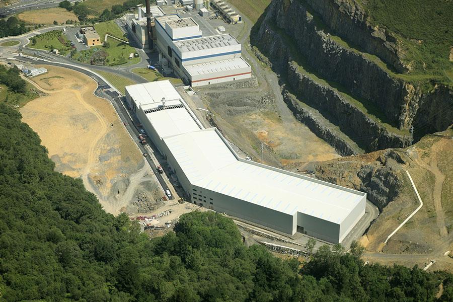 Bizkaia abre un nuevo centro de educación ambiental sobre gestión de residuos