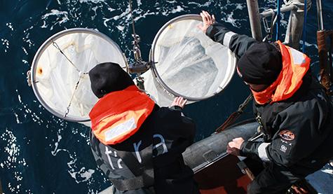 Datos procedentes de 17.000 boyas han servido para demostrar la presencia de residuos plásticos en el Ártico