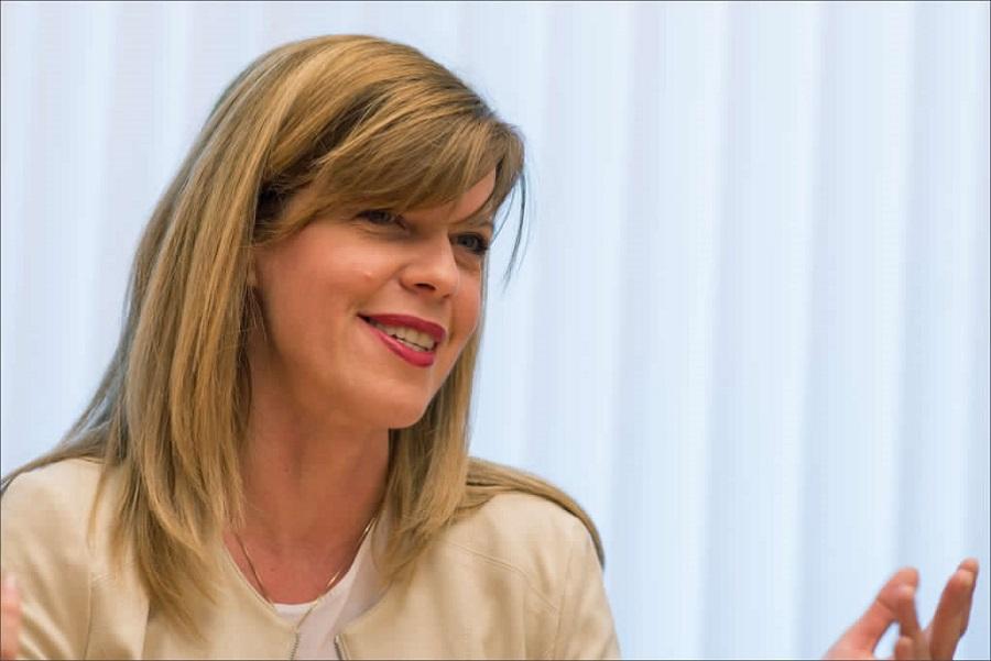 Biljana Borzan es autora del informe de la comisión de Medio Ambiente del PE sobre desperdicio alimentario