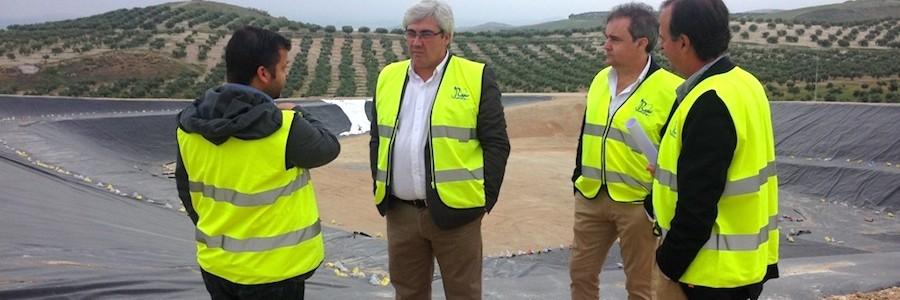 Inversión de 2,5 millones para mejorar la planta de tratamiento de residuos de Jaén