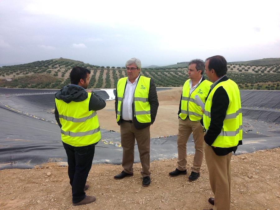 La planta de residuos de Jaén tendrá un nuevo vaso de vertido