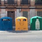 La gestión de residuos en España cuesta 40 euros al año por persona