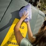 España recicló 1,3 millones de toneladas de envases en 2016, según Ecoembes