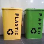 Apenas un 20% de los chilenos reciclan