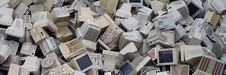 Ecolec gestionó 87.800 toneladas de residuos electrónicos en 2016, un 7% más