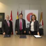 FER renueva el acuerdo de colaboración con la Feria Internacional de la Recuperación y el Reciclado