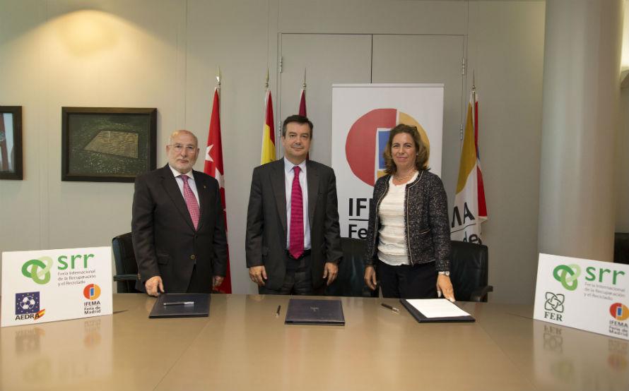 Acuerdo FER con IFEMA