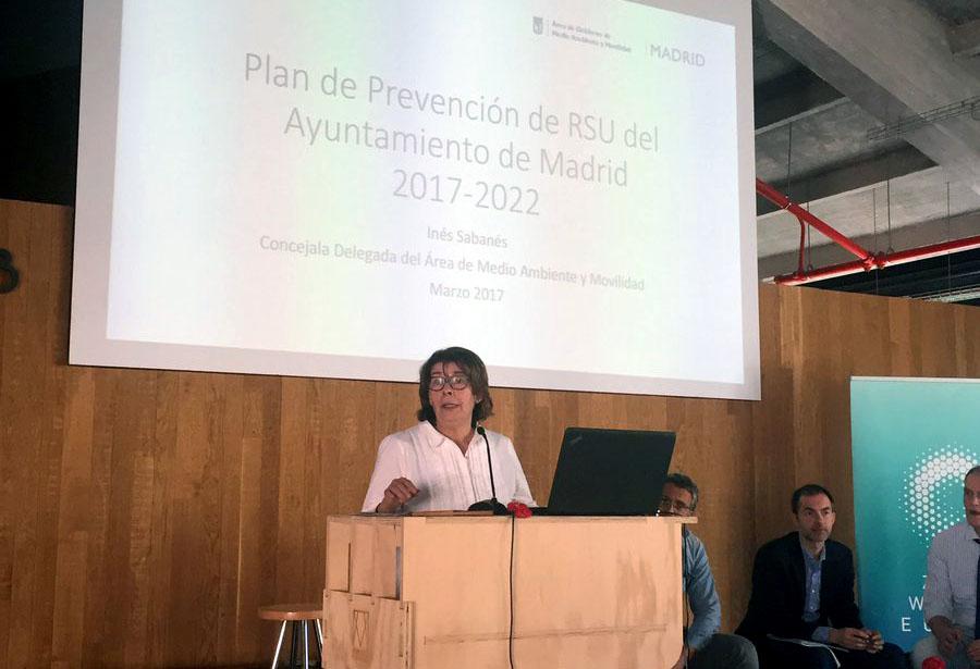 Madrid tendrá próximamente un nuevo Plan de Gestión de Residuos