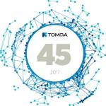 TOMRA celebra su 45 aniversario en un ejercicio con récord de ingresos