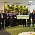 Premio a las mejores iniciativas contra los hurtos en los contenedores de papel y cartón