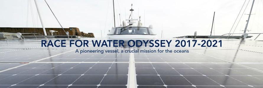 El Race for Water inicia una expedición para concienciar contra los residuos plásticos