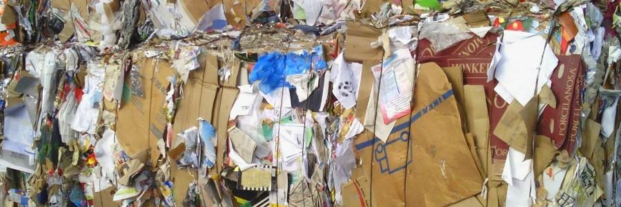 La recogida de papel y cartón para reciclar crece por tercer año consecutivo