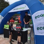 Los seguidores de la Vuelta a Asturias reciclan 100 kg de pilas