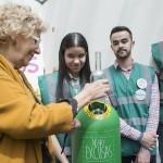 Ecovidrio promueve el voluntariado ambiental durante el World Pride Madrid 2017