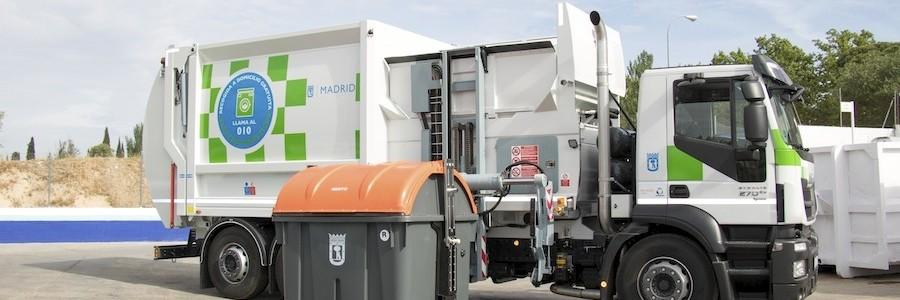 Madrid renueva sus contenedores de residuos