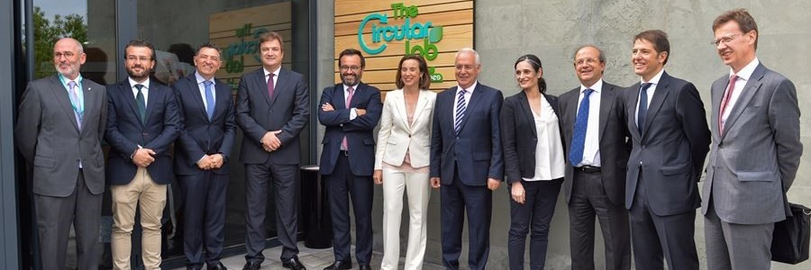 Inaugurado en Logroño el primer centro europeo de innovación en economía circular