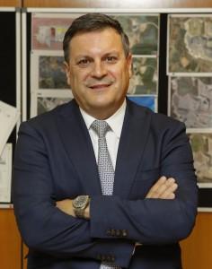 Isidro García Téllez, director general de Sogama