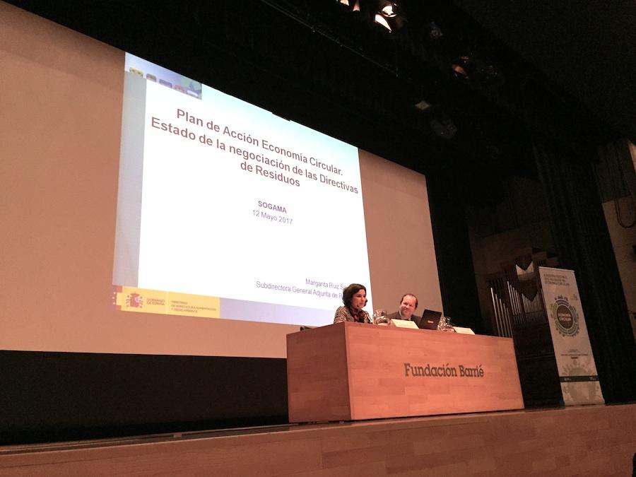 El MAPAMA analiza en Galicia la estrategia de la UE en Economía Circular