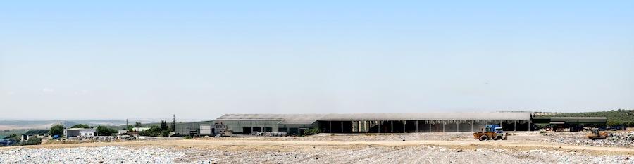 FCC se ha adjudicado la gestión de la planta de residuos de Montalbán (Córdoba)